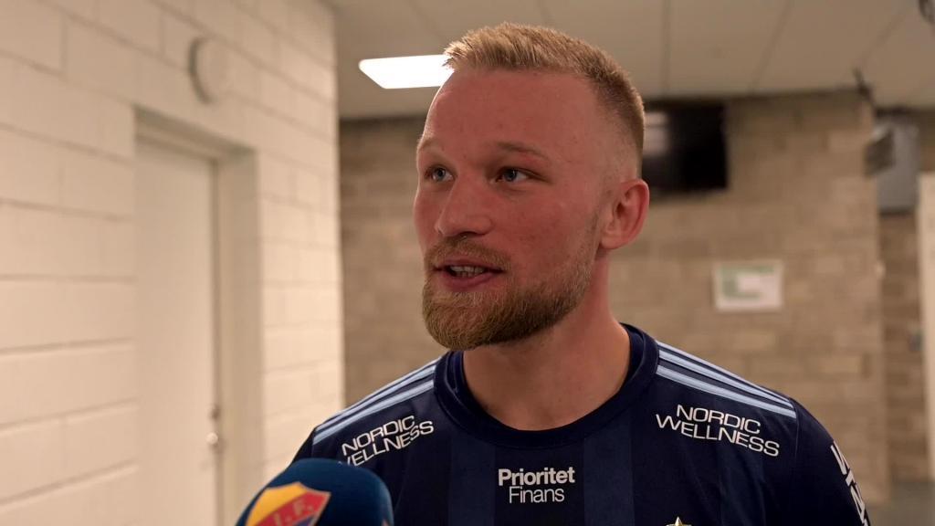 Intervjuer efter den härliga segern mot Malmö