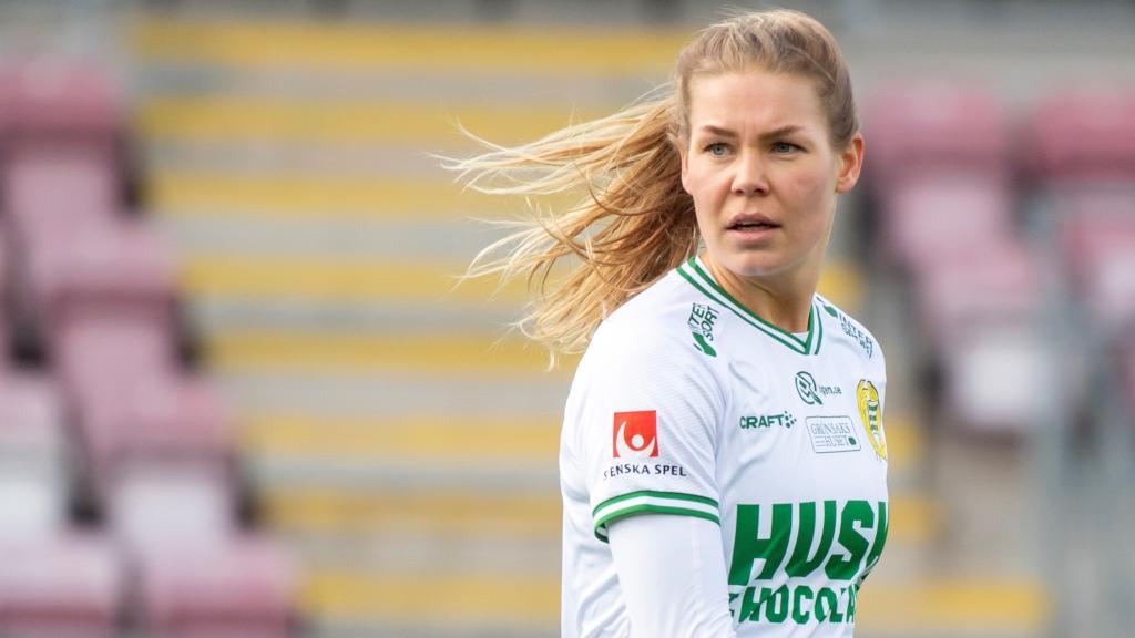 """""""Madde"""", Nina och June inför Piteå borta"""