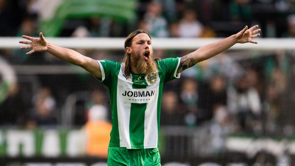 """Bjørn Paulsen tillbaka i Bajen - """"Känslosamt"""""""