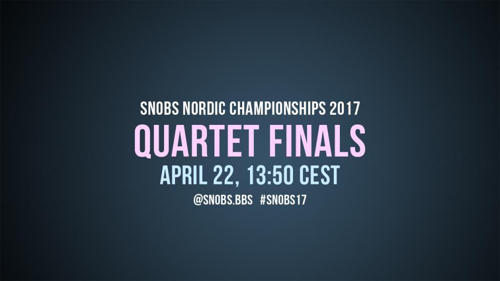 Quartet Finals 2017