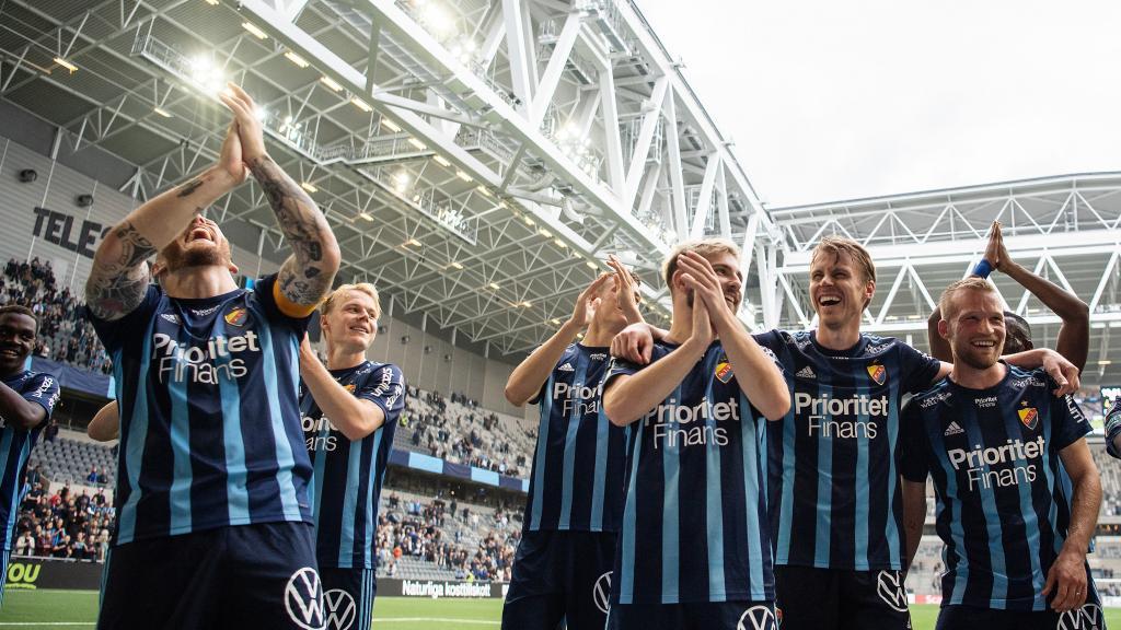 Highlights Djurgården-Hammarby 4-1 Allsvenskan 2021
