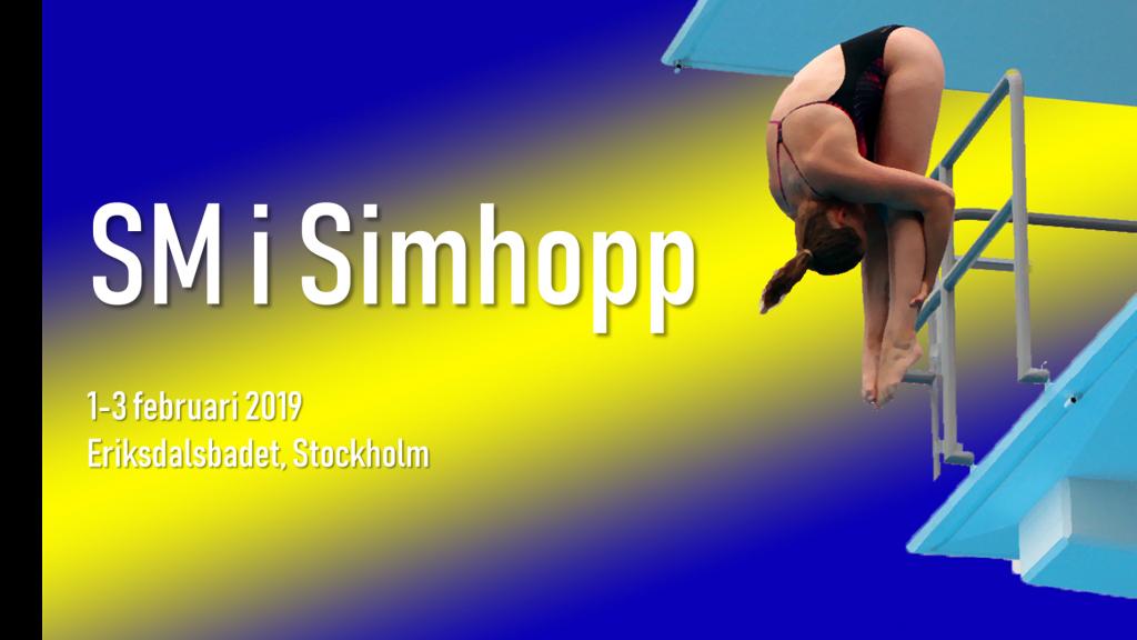 SM i simhopp, Försök, förmiddag 2 februari -19
