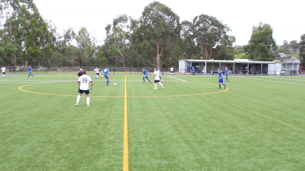 Bayside FA Charity CUp 2021 - Casey Comets v Chelsea