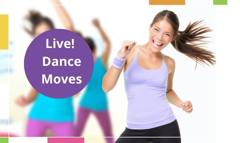 28/3 LIVE: Dance Moves 30+