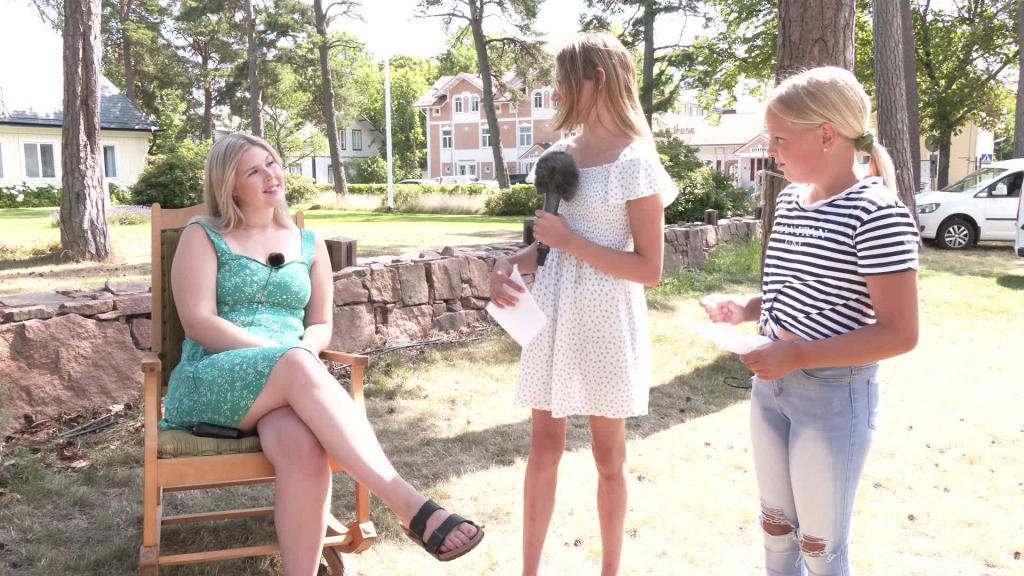 Emilia Alm intervju