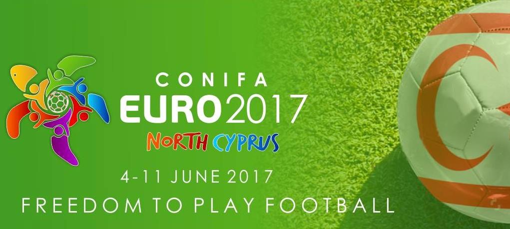 CONIFA Euro 2017 - Opening Cermony