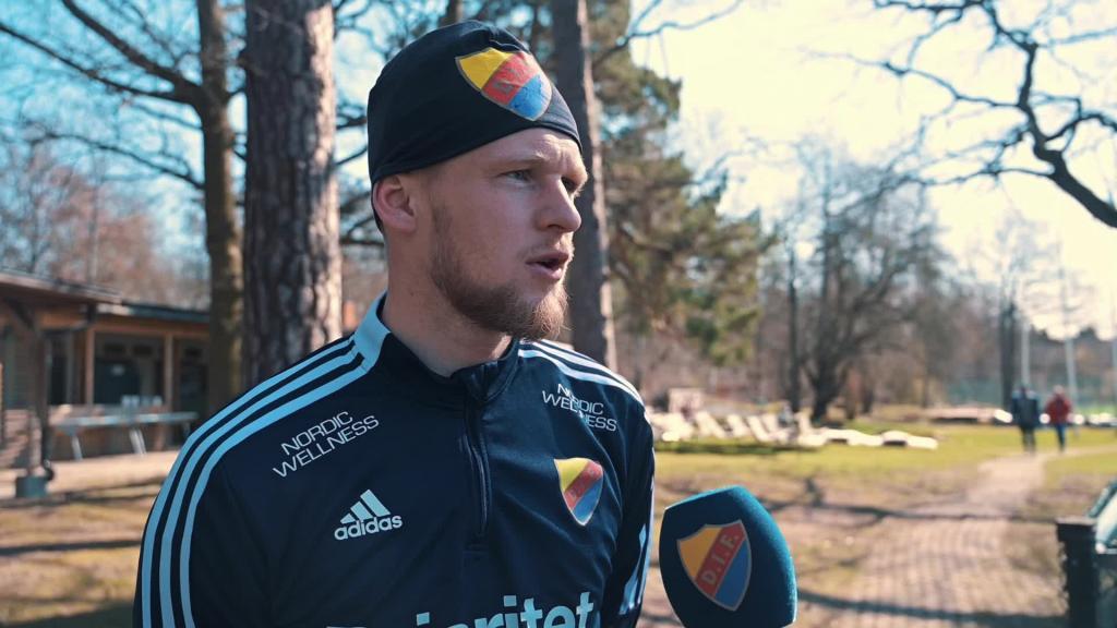 Holmberg och Schüller om hemmapremiären mot IFK Norrköping