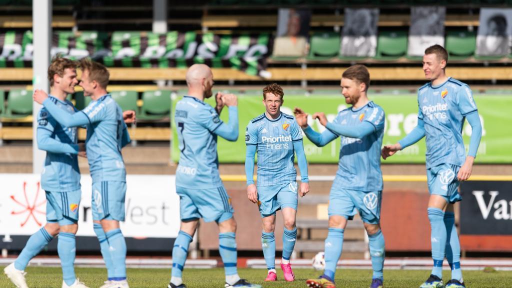 Highlights: Varbergs BoIS – Djurgården 1-3   Allsvenskan 2021