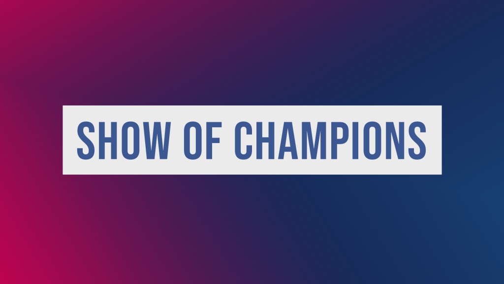 Show of Champions 2019