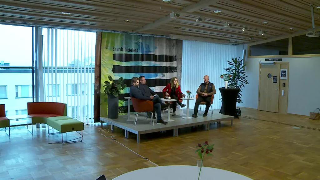 Näringslivslunch 2020-10-02 12:00