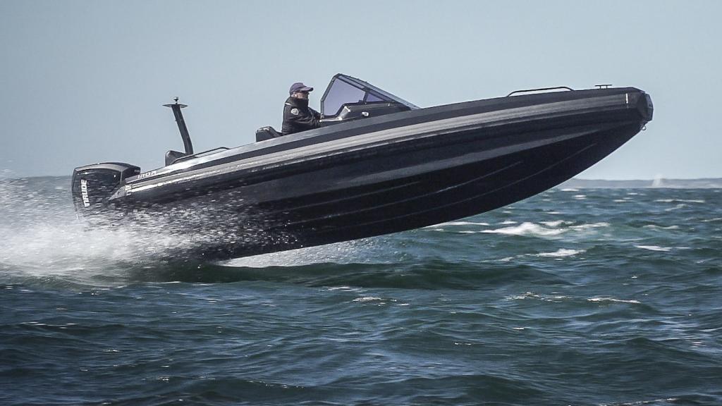 Iron 647 – fart och funktion!