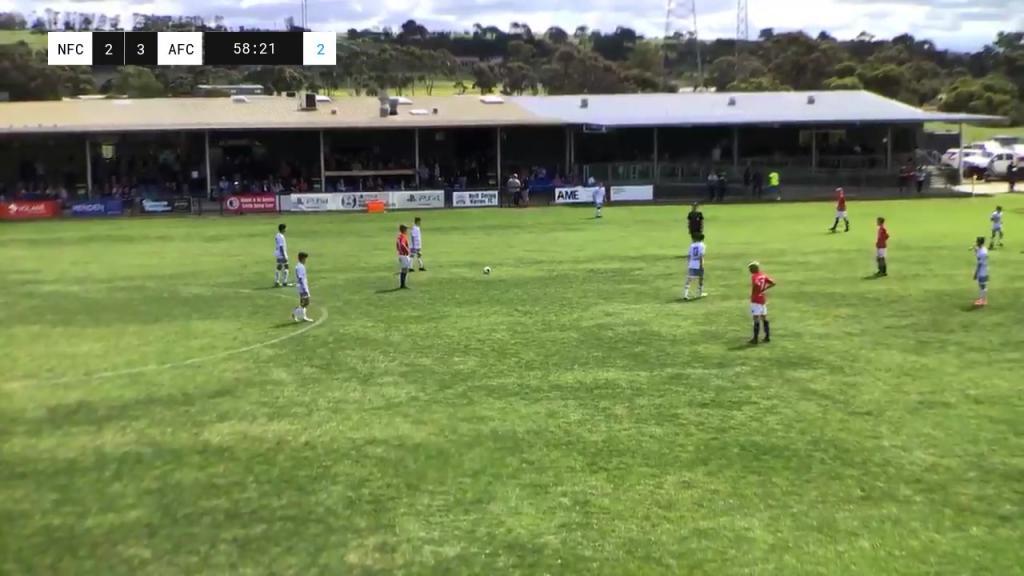 North Geelong Warriors FC U16 - Avondale FC U16