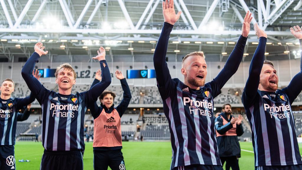 Highlights: Djurgården – Malmö FF 3-1   Allsvenskan 2021
