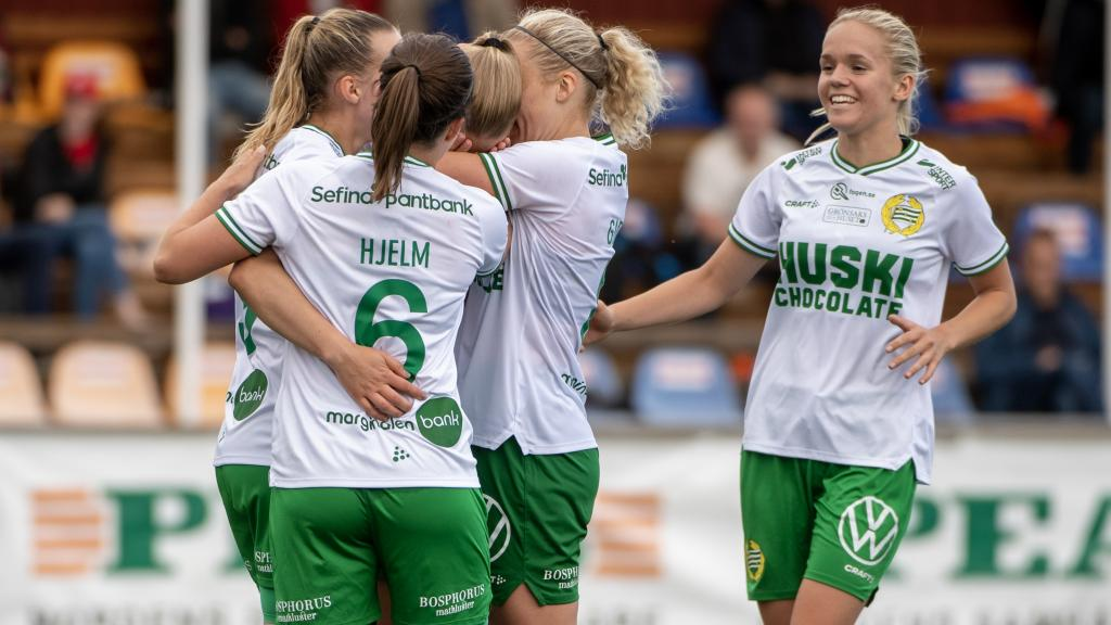 Sammandrag: Piteå – Hammarby 0-3 (0-1)