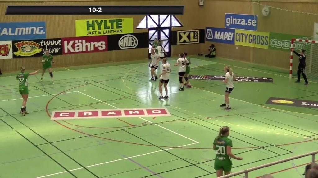 High-lights från Skuru IK-BK Heid 2:a kvartsfinalen 2016