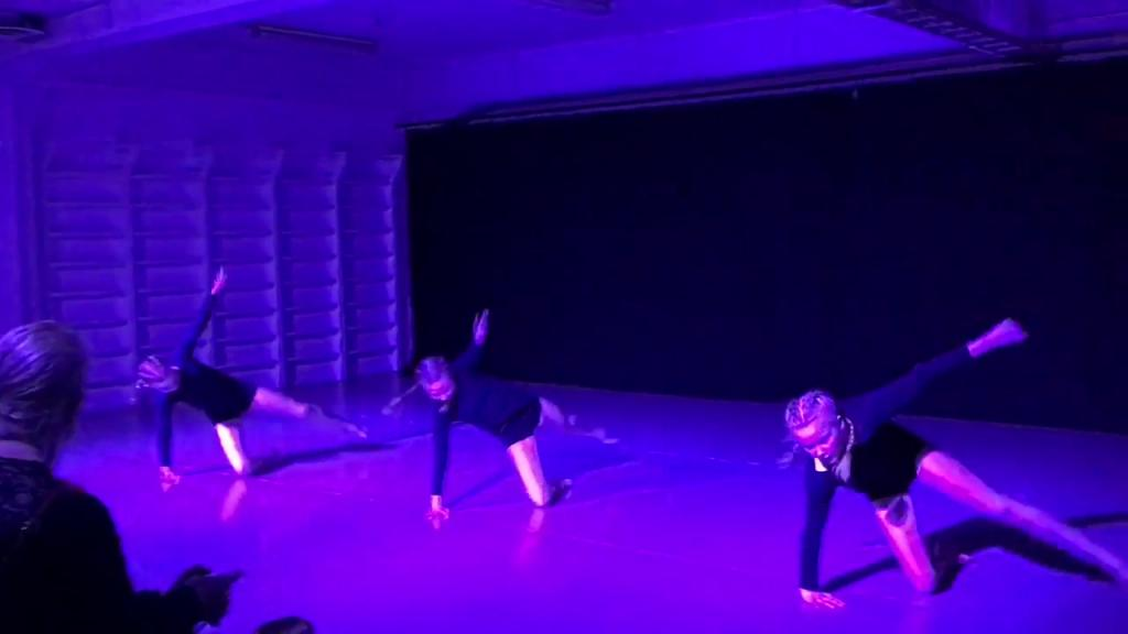 Omat koreografiat -katselmus 3.3.2019