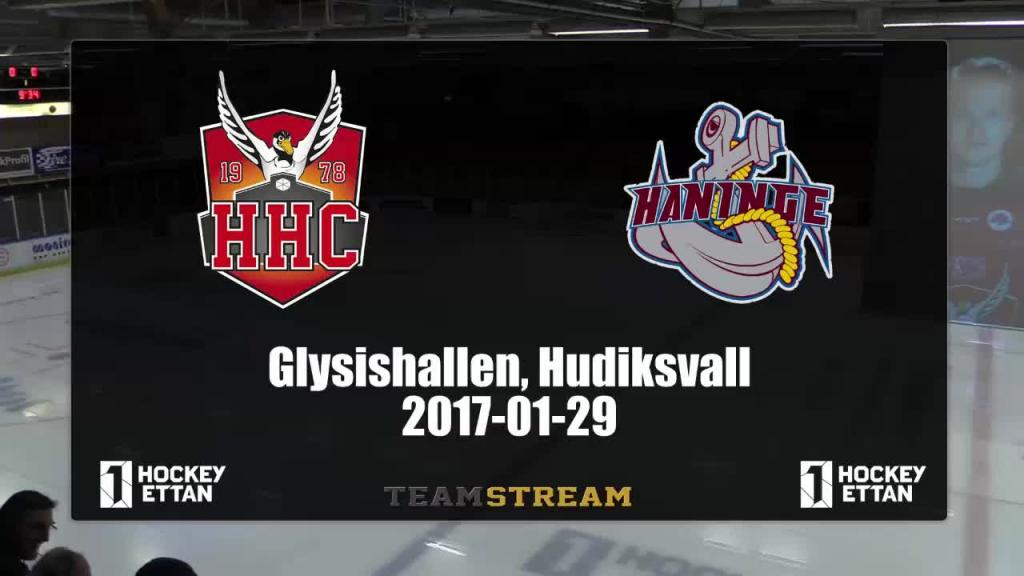 Hudik Hockey vs. Haninge - 29 Jan 15:48 - 18:31