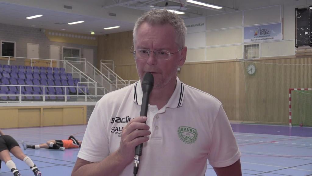 Inför Säsongs- och Seriepremiären mot Höörs HK H65 - Intervju m Mats Kardell