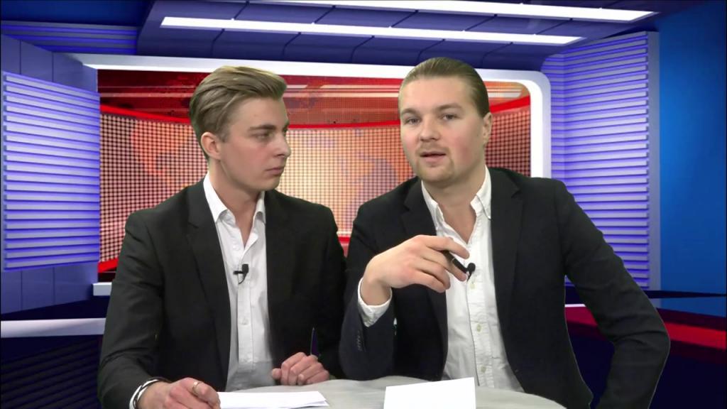 Tre gånger tre - med Glenn och Åke