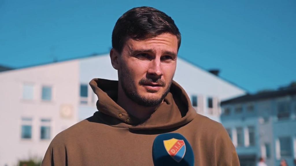Erik Berg ny ambassadör för Skol IF