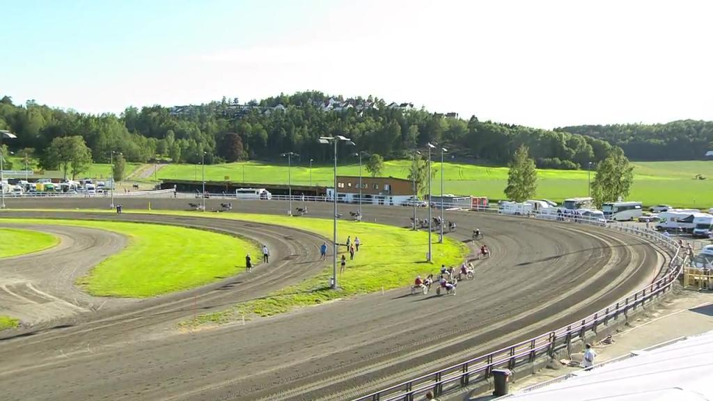 Kjell Vidar Molands ponniløp, Jarlsberg 5. juli