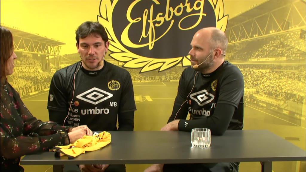 Inför premiären: Miguel Beas och Ulf Thorsson