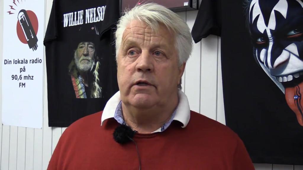 Intervju med  Claes-Göran Larsson SMK Trollhättan