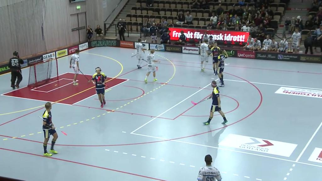 Highlights VisbyIB-Warberg IC