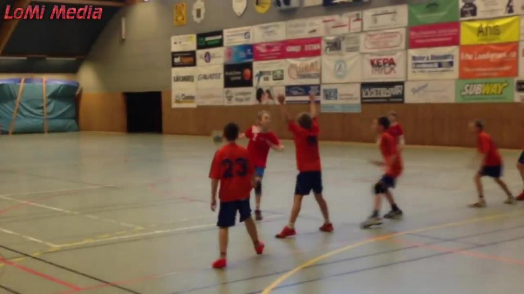 Påskacupen Handboll 2013 Kävlinge LoMi Media