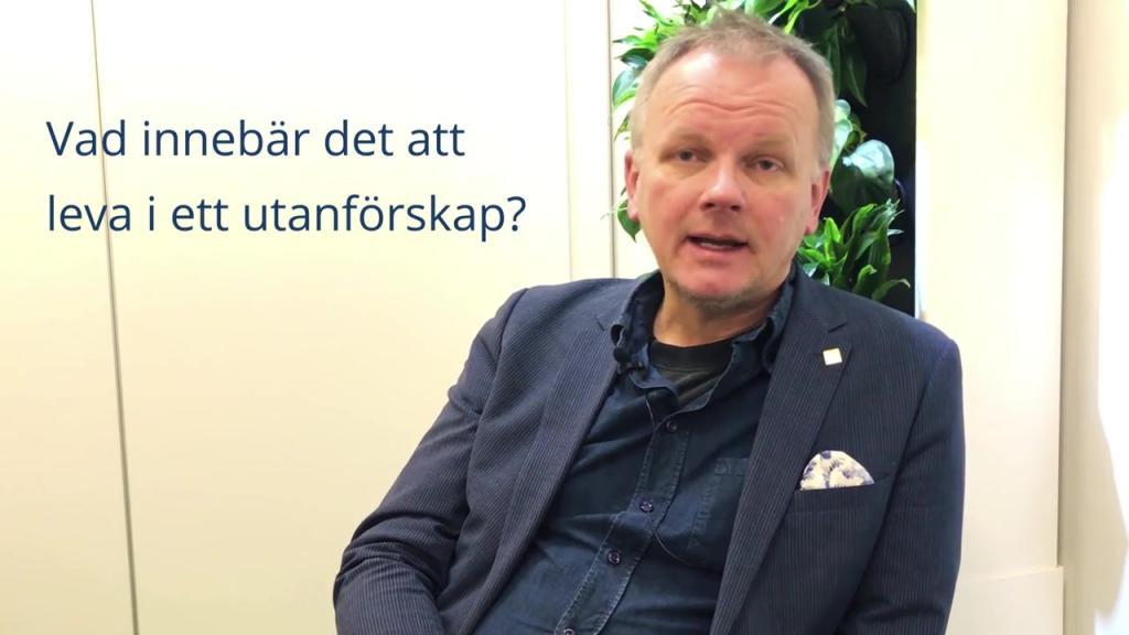 Jan Gulliksen om digital delaktighet - kortversion