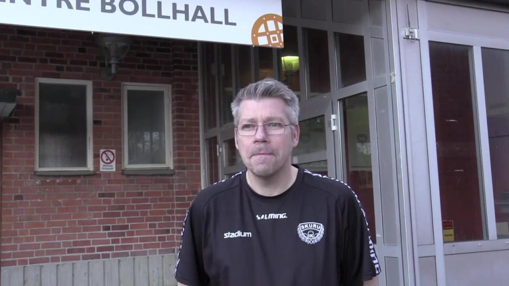 Intervju med Anders Skogäng inför Semifinalserien mot VästeråsIrsta HF 2016