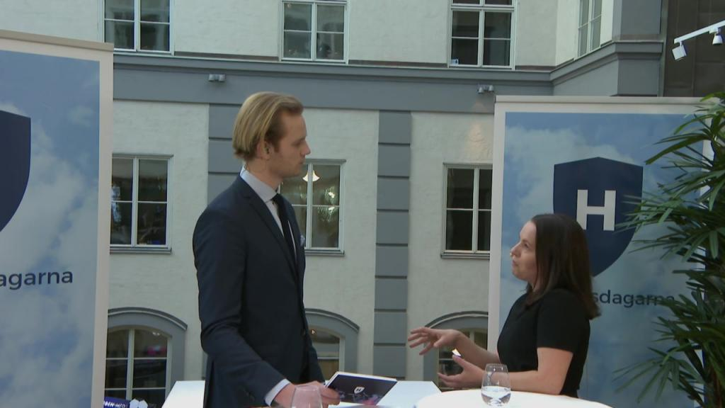 Interview with KPMG - Handelsdagarna 2018
