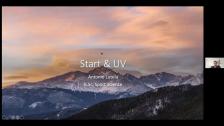 Start och UV - Instruktionsfilm med Antonio Lutula 2020-10-14