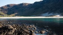 En svårslagen kväll på en liten norsk ö