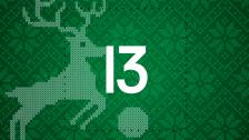 Julkalendern 2020 - lucka 13