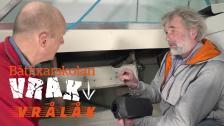 Installera värmare i båten!