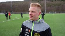 Träning 23/2 & intervju med Per Frick