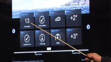 Lär om väder och hur man smartast läser av och hittar rapporter på nätet