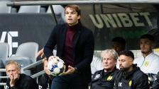 Se presskonferensen efter segern mot Malmö