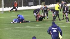 Träningsmatch 2012 DIF-GIF Sundsvall Halvlek 2