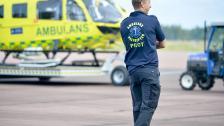 Ambulanshelikoptern
