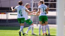 Sammandrag: Hammarby – Kristianstad 3-1 (2-0)