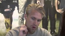 Samtal med Johan Larsson