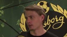 Simon Hedlund inför AFC United