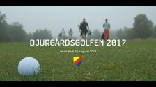 Djurgårdsgolfen 2017 i samarbete med Matador Projektledning