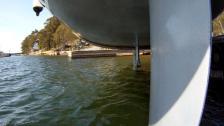 Giftri sjösättning