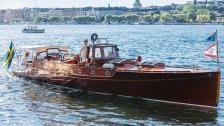 Kreugers värstingbåt Loris ställs ut på Allt för sjön