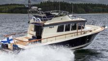 Targa 44 – kungen på hyttbåtshimlen
