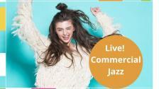10/1 LIVE: Commercial jazz fortsättning/medel