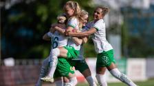 Sammandrag: Hammarby – Växjö 2-1 (0-0)